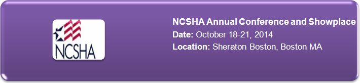 NCSHA Annual Conf. and Showplace
